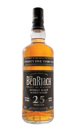 The benriach single malt 25.resized
